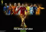 العاب كأس العالم 2014