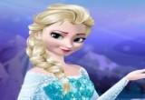 العاب تلبيس ملكة الثلج