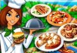لعبة مطعم Go-Go Gourmet