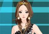 لعبة تلبيس ملكة جمال العالم الجديدة