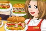 لعبة مطعم باربي المشهور 2014