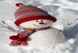 طريقة عمل رجل الثلج
