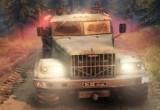 لعبة قيادة الشاحنات