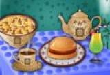 لعبة تحضير وجبة فطور الشتاء