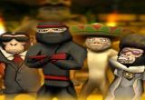 لعبة حرب القرود 2015