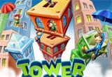 لعبة بناء البرج bloxx الجديدة