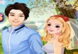 لعبة تلبيس العروسة والعريس