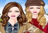 لعبة تلبيس ملكات الجمال 2014