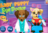 Game Dog eye surgery