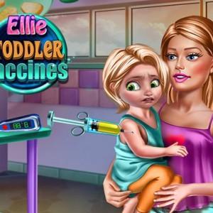 لعبة رعاية الطفل الصغير2021